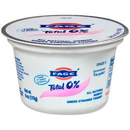 Total yoghurt